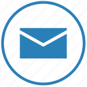 info, letter, mail, message, news, notice icon