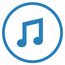 composition, music, player, sound, track, ui icon