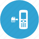 card, finland, mobile, monoblock, nokia, sim icon