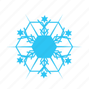christmas, cold, sky, snowflake, winter icon
