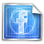 blue print, blueprint, facebook, socialicons icon