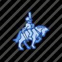 artillery, boardgames, cavalry, cavalryman, games, monopoly icon