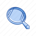 boardgames, clue, find, games, magnifying glass, monopoly icon