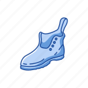 boardgames, boots, games, monopoly, shoe, strategy game, token icon