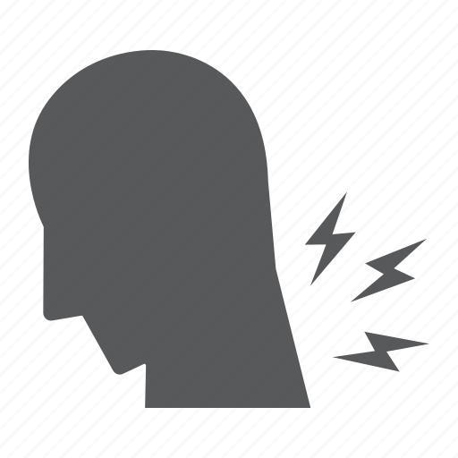 Ache, body, head, injure, neck, pain icon - Download on Iconfinder