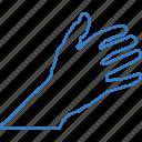 body, bodypart, hand icon