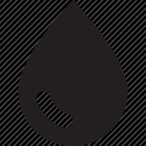 aqua, drop, oil, rain icon
