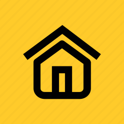 building, estate, home, house, office, real icon