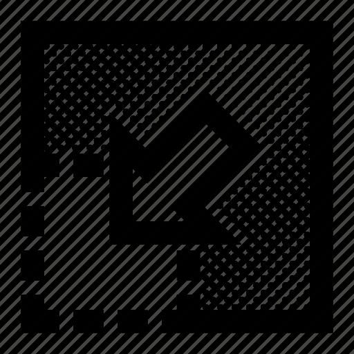 minify, minimize, resize, screen, small icon
