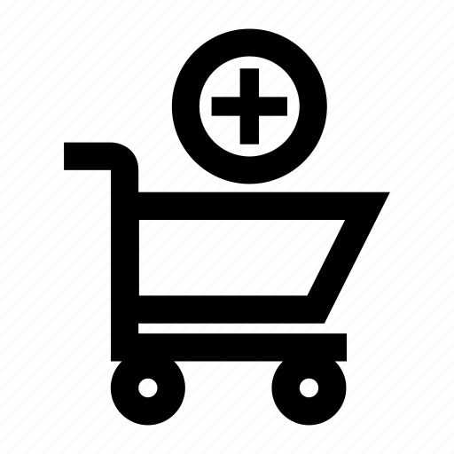 add, buy, cart, ecommerce, online, shopping, store icon