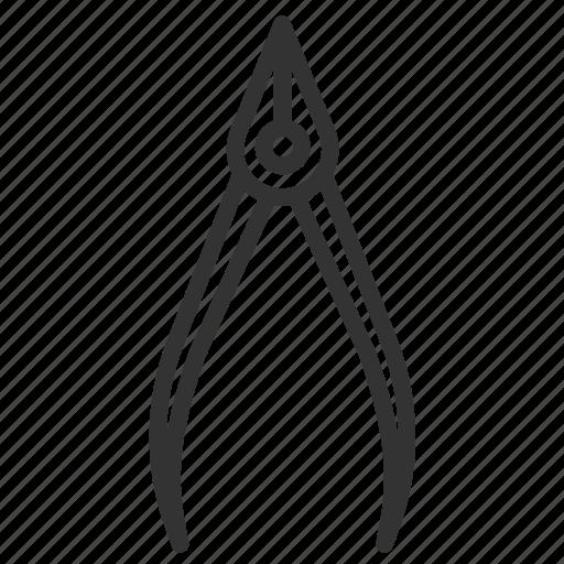 bonsai, clippers, equipment, japanese, scissors, tool, tree icon