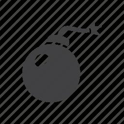 bomb, explosion icon
