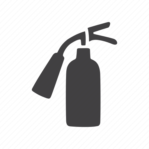 extinguisher, flame icon