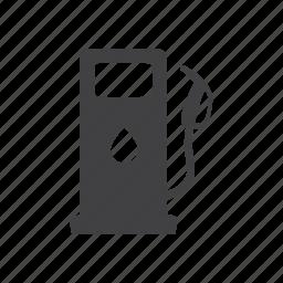 fuel, gas, oil, pump icon