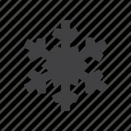 snow, snowflake icon