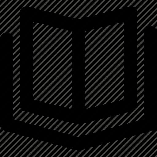 app, book, book icon, interface, open, ui, ux icon