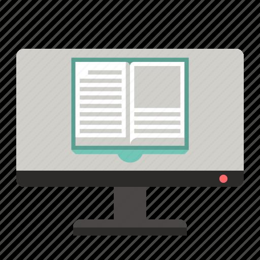 Digitalbook, ebook, onlinebook icon - Download on Iconfinder