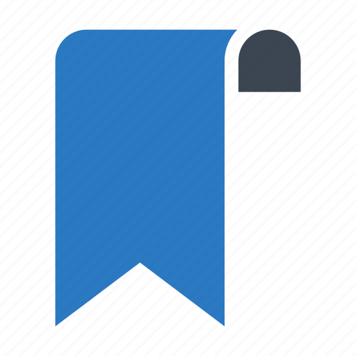 Bookmark, favorite, label, ribbon, tag icon - Download on Iconfinder