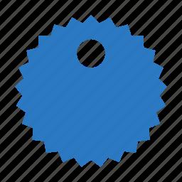 badge, label, new, sticker, tag icon