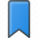 bookmark, favorite, tag icon