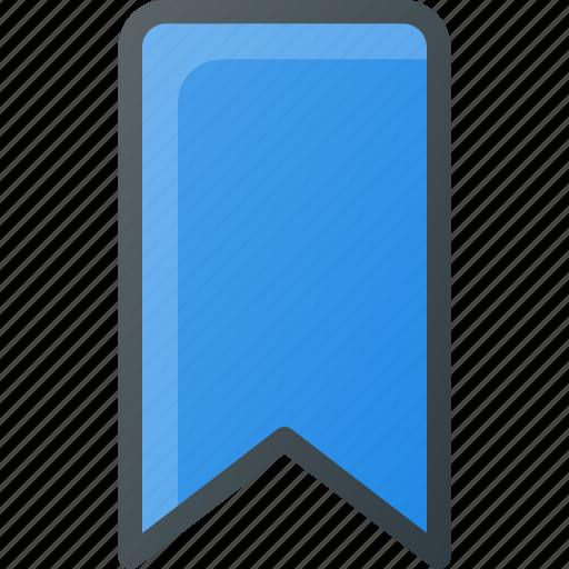 bookmark, favorite, tag icon