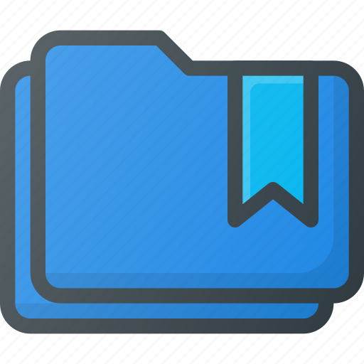 Bookmark, favorite, folders, tag icon - Download on Iconfinder