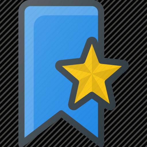 bookmark, favorite, settings, tag icon
