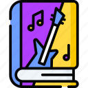 book, music, audio, instrument, media, song, sound