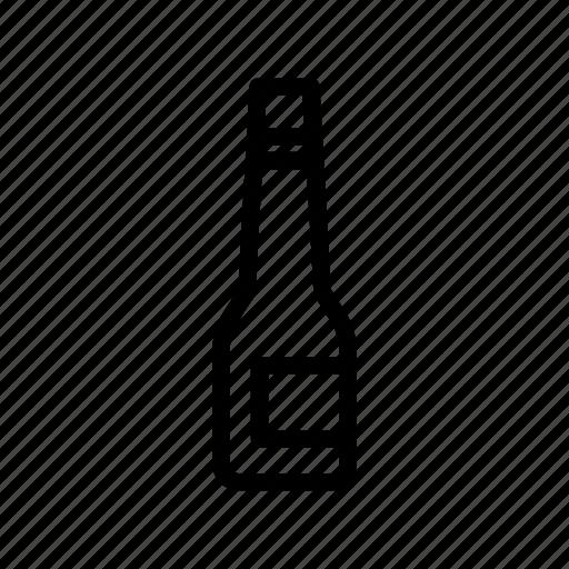 bootle, cognac icon