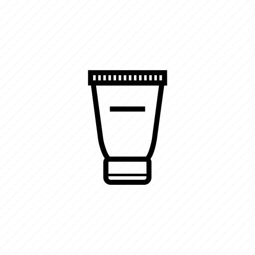 bottle, cleaner, cosmetic, foam, lotion, sunscreen, toothpaste icon