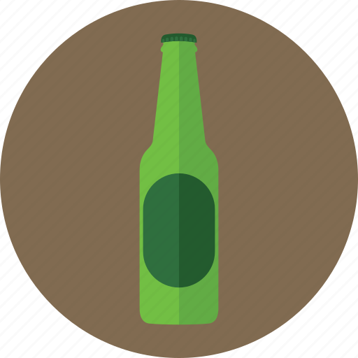 beer bottle, beers, beverage, bottle, drinks, heineken, heineken bottle icon