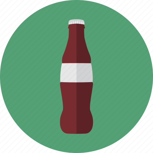 beverage, bottle, coca cola, coke, coke bottle, drink, juice bottle icon