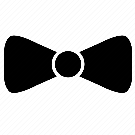bow, classic, code, dress, tie icon