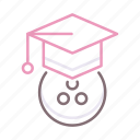 bowling, game, learning, classes icon