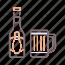 alcohol, beer, craft, drink