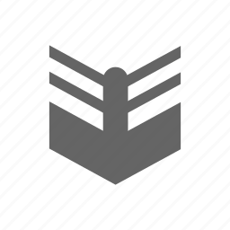 corner, ring icon