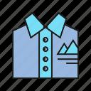 branding, branding identity, garment, shirt icon