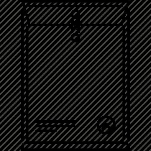 advertising, brand, design, envelope, package, print icon
