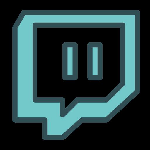 box, chat, equal, pause, shape icon