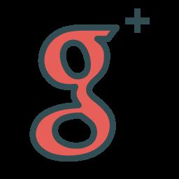 g, google, letter, media, network, plus, social icon