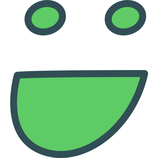 Brand, logo, network, smug, social icon - Free download