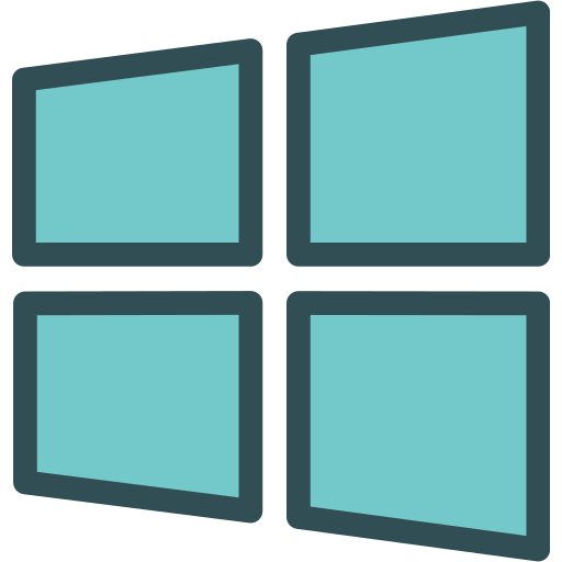brand, logo, microsoft, network, social icon
