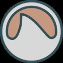 brand, grooveshark, logo, network, social icon