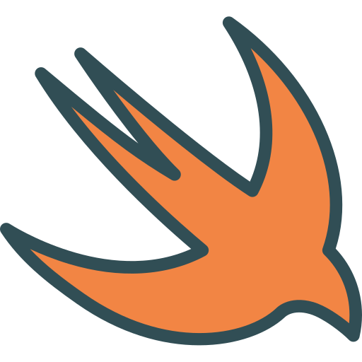 brand, logo, network, social, swift icon