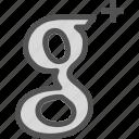 brand, google, logo, network, social icon