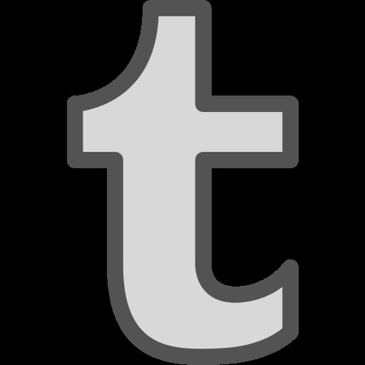 brand, logo, network, social, tumblr icon