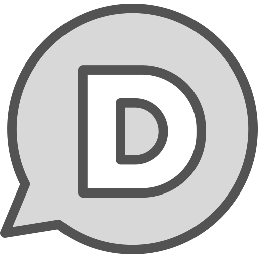brand, disqus, logo, network, social icon