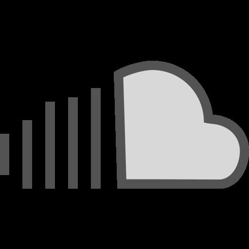 brand, logo, network, social, soundcloud icon