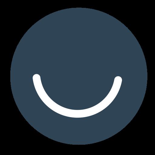 avatar, brand, emoticon, face, smiley icon