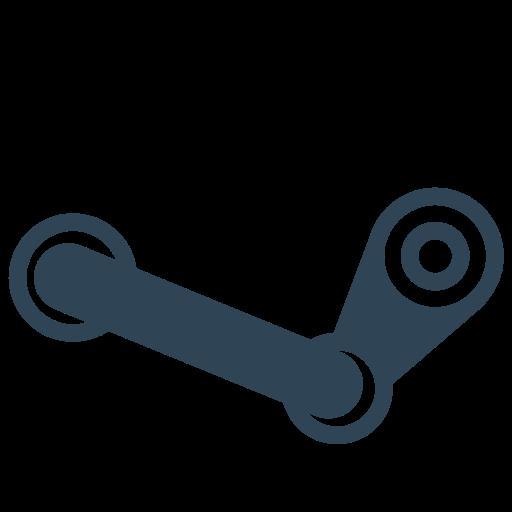 brand, engine, figure, steam icon